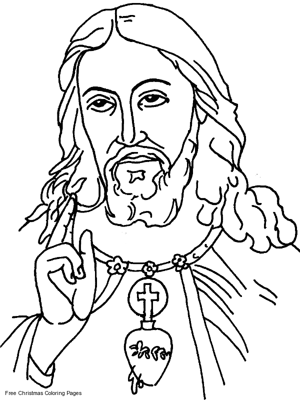 best 30 jesus christ coloring book pages