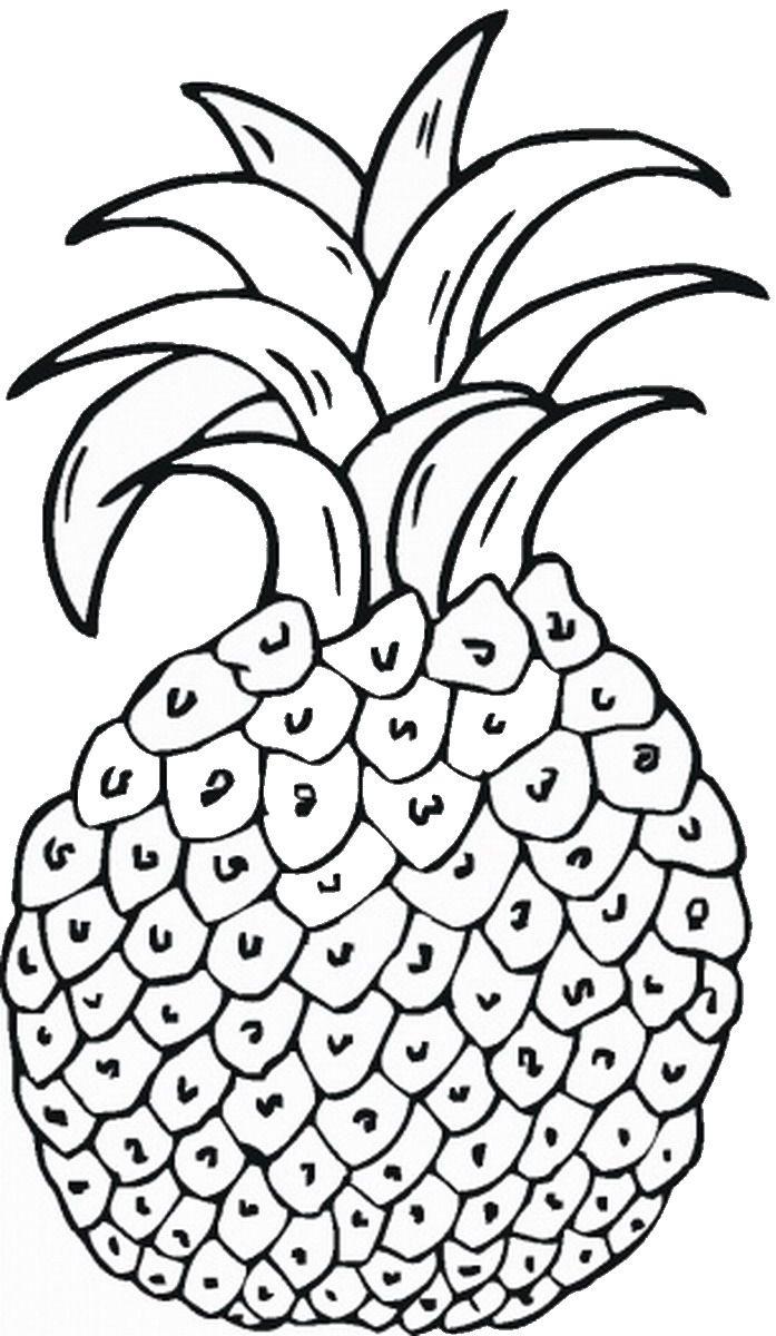 hawaiian themed coloring pages - photo#10