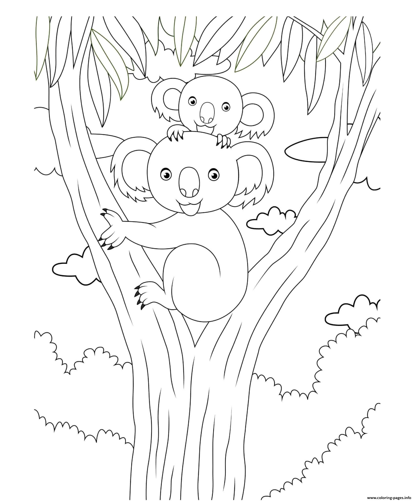 Mother And Child Coloring Pages Coloring Home