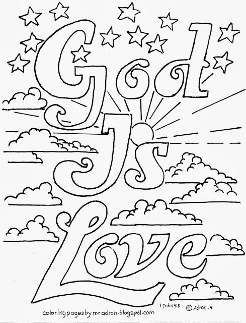 1000+ images about Bible Coloring Pages on Pinterest ...