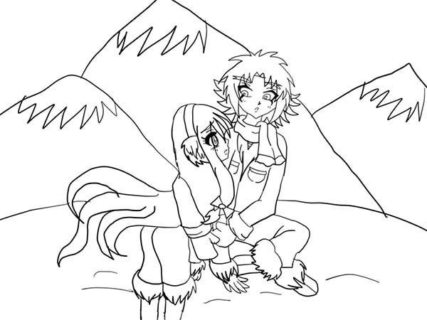 Bakugan New Vestroia Coloring Pages - Coloring Home