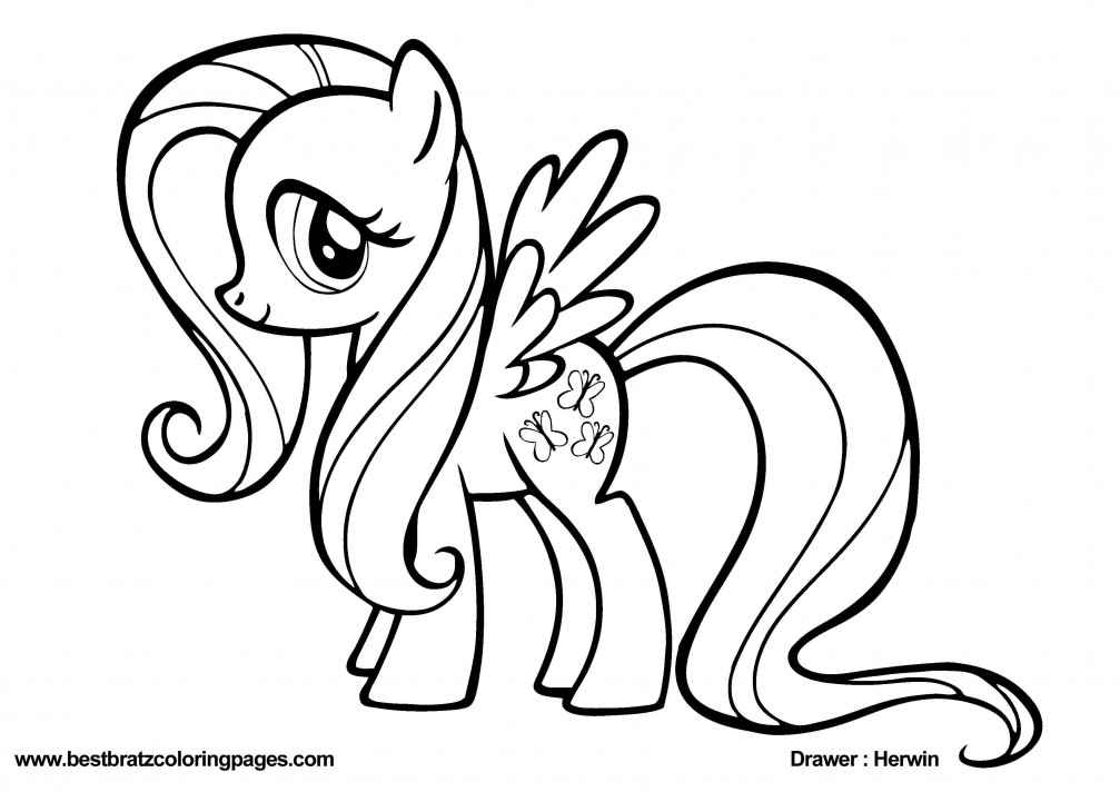 mlp coloring pages games cool - photo#4