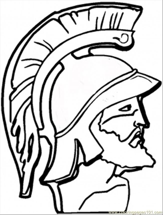 free greek coloring pages - photo#7