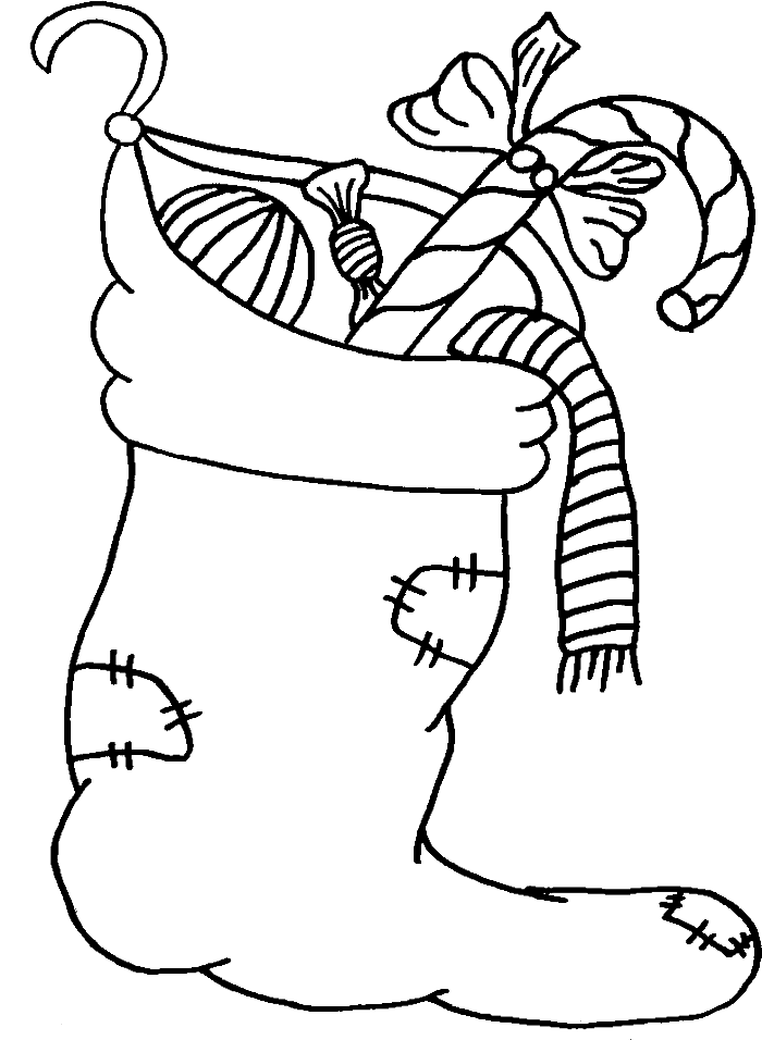 christmas coloring pages to color - photo#9