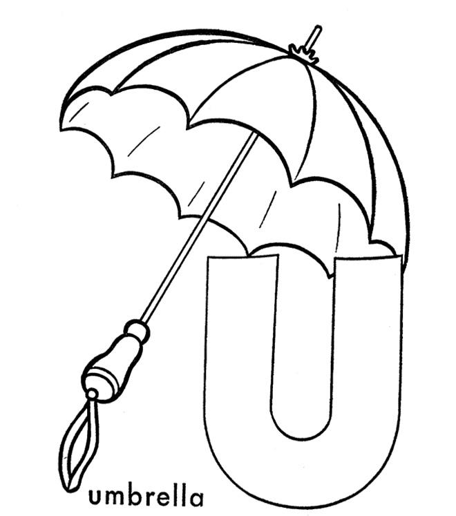rain drop coloring pages - photo#34
