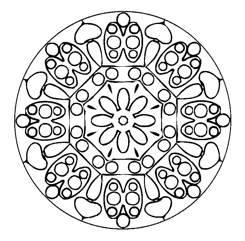 cool medium difficulty coloring pages - photo#21