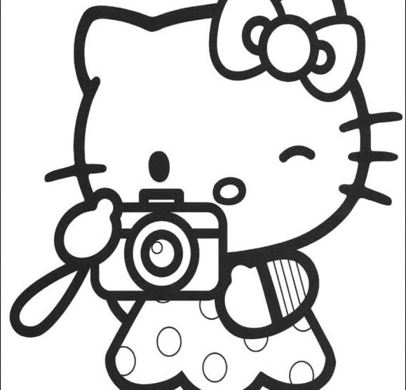 camera coloring pages - photo#35