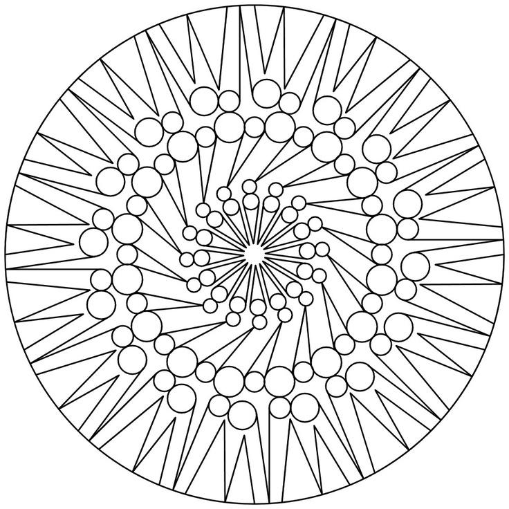 Mandala Coloring Pages Pdf : Mandala coloring pages pdf az