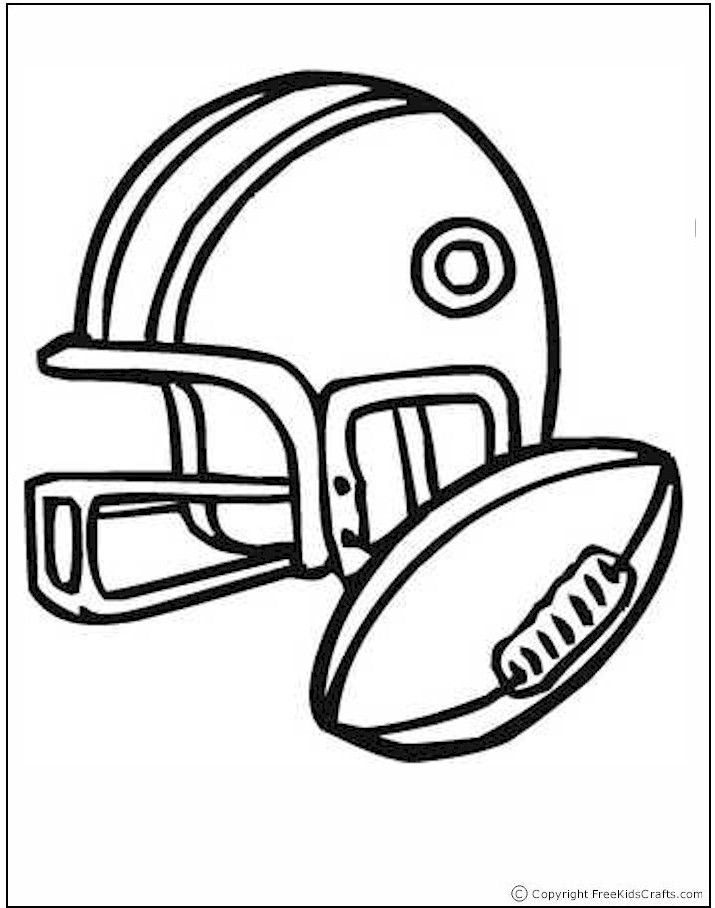Printable Sports Coloring Pages For Kids Free Printable Coloring - Coloring  Home