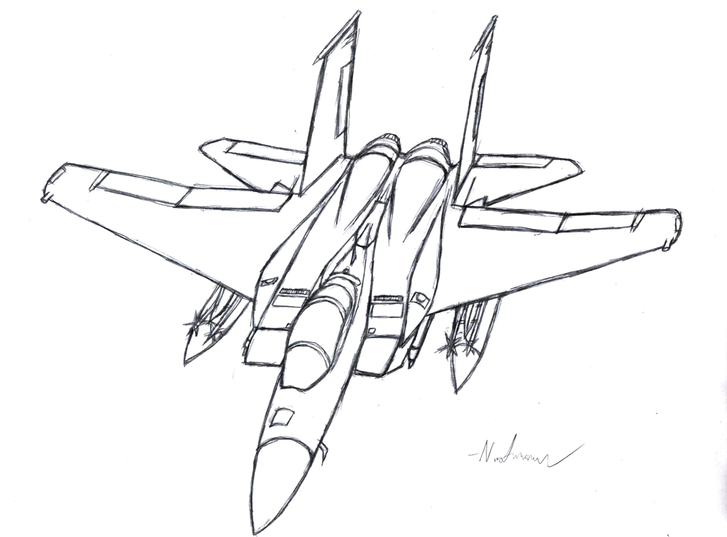 f 22 raptor coloring pages - photo #9