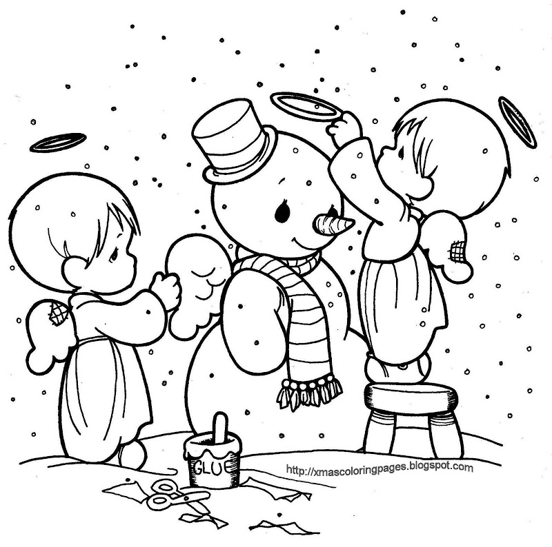 precious moments christmas coloring pages - christmas coloring pages precious moments coloring pages