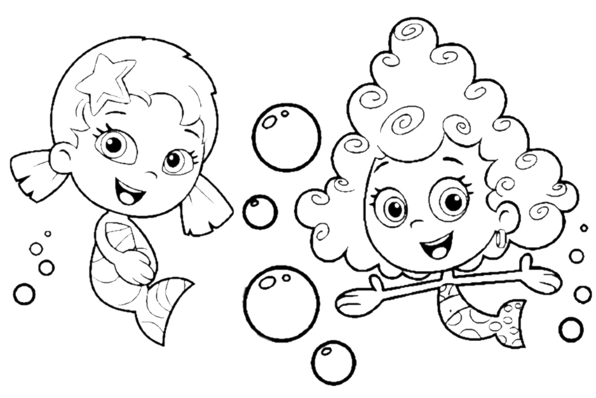 Nick Jr Coloring Pages AZ Coloring