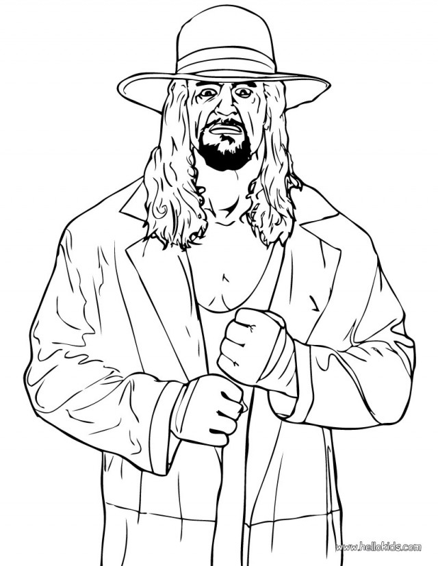 Wwe Sketchs Colouring Pages Wwe Raw Coloring Pages Printable