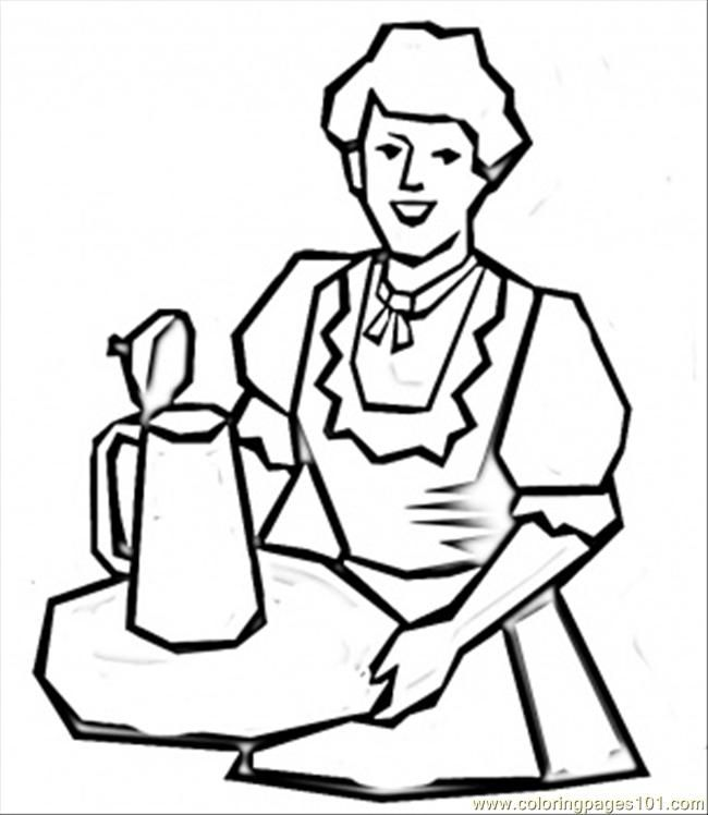 German Coloring Pages Coloring