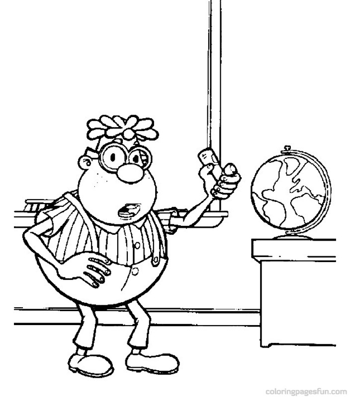 planet sheen coloring pages - photo#20