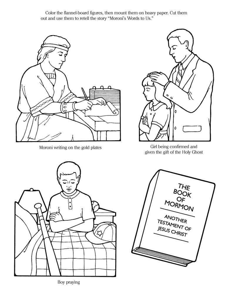 Jesus As A Boy Coloring Pages