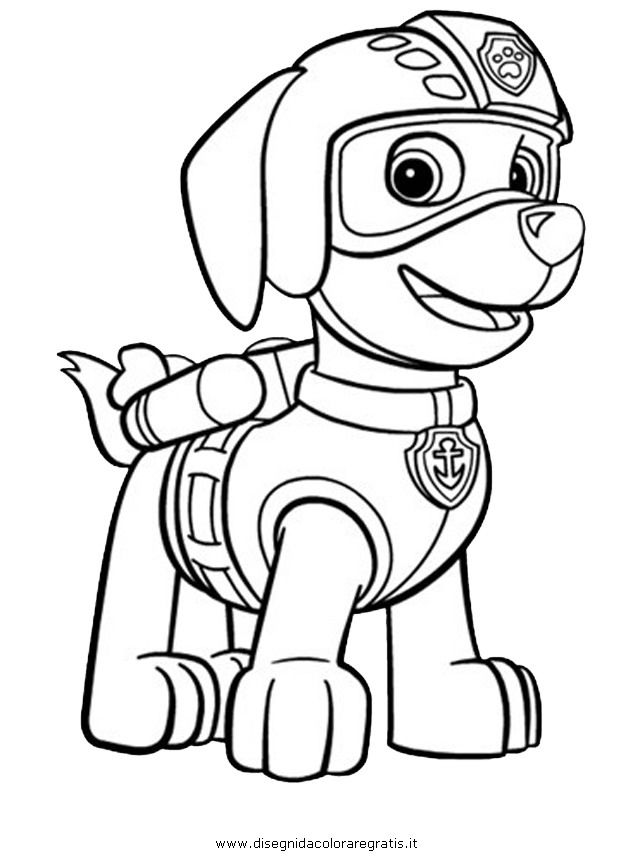 paw print coloring pages - photo#44