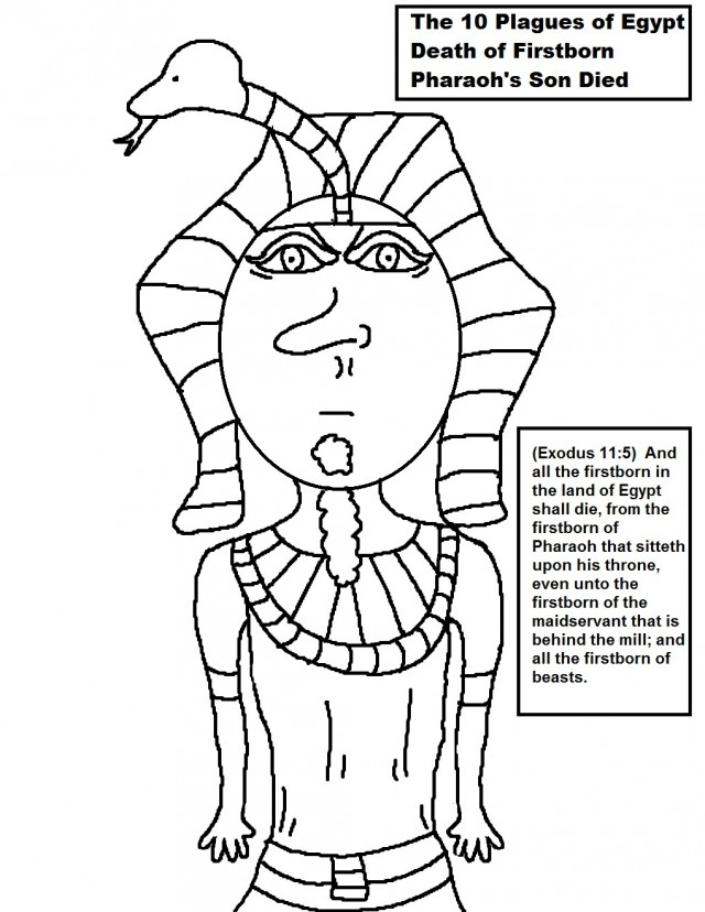 Ten Plagues Of Egypt Coloring Pages AZ Coloring Pages