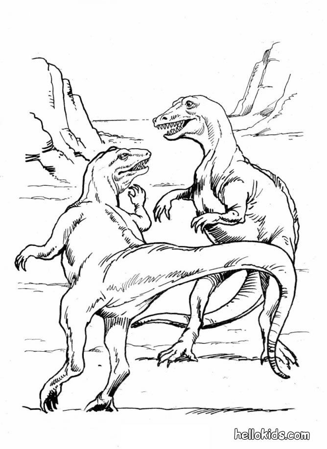 realistic dinosaur coloring pages coloring home. Black Bedroom Furniture Sets. Home Design Ideas