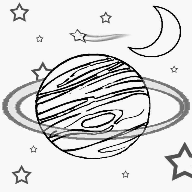 planet coloring pages for kids - planets coloring pages coloring home