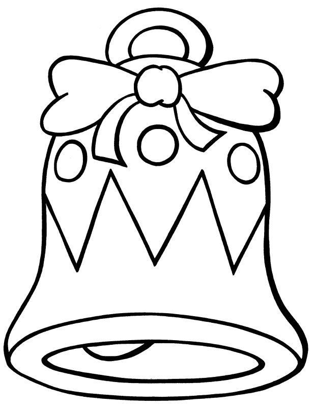 Christmas Bells Coloring Pages Az Coloring Pages Free Coloring Pages Bells