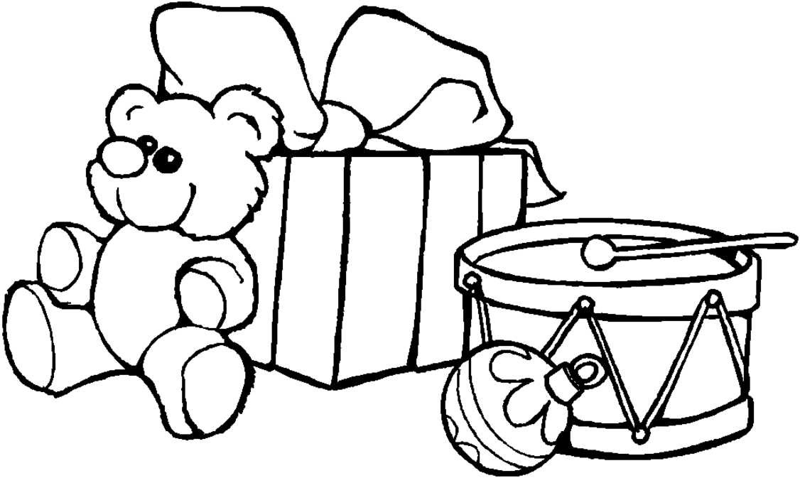 december coloring pages xmas - photo#34