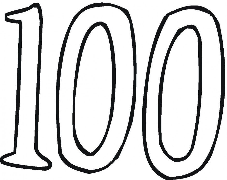 100th day of school coloring pages free coloring pages for kids