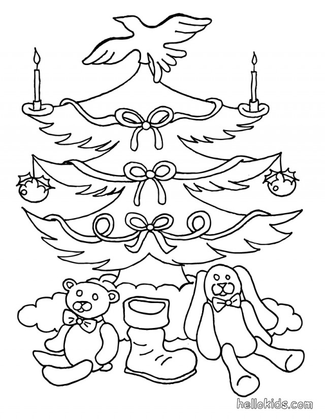 whoville coloring pages - photo#19