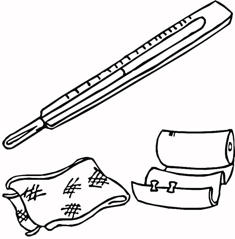 First Aid Coloring Pages Coloring Home Aid Coloring Pages
