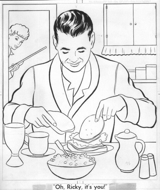 Pop Art Coloring Pages Coloring Home
