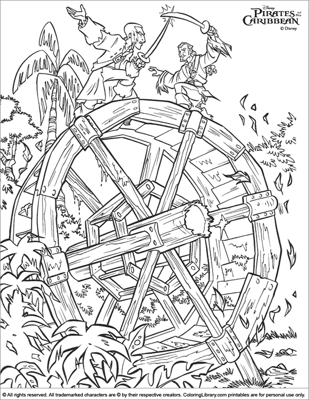 pirate lego coloring pages - pirates of the caribbean coloring pages coloring home