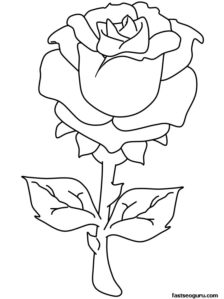 hearts and roses coloring pages - coloring pictures of hearts and roses az coloring pages
