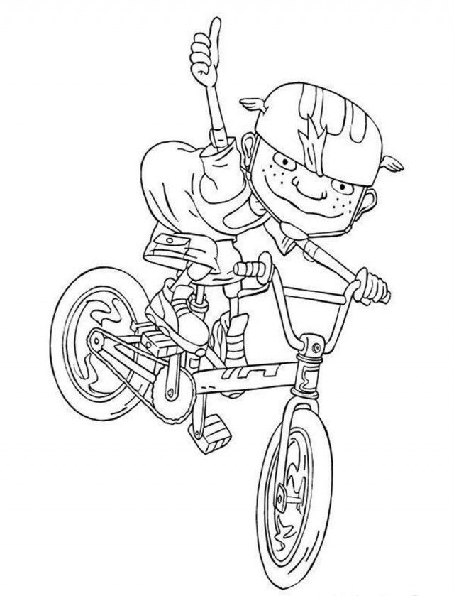 Rocket power coloring pages coloring home for Rocket power coloring pages