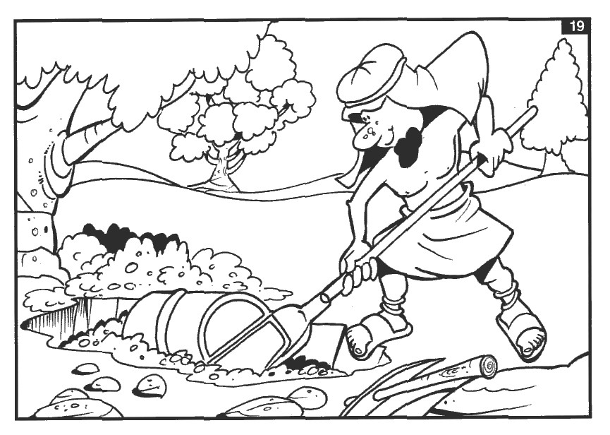 parables coloring pages - photo#1