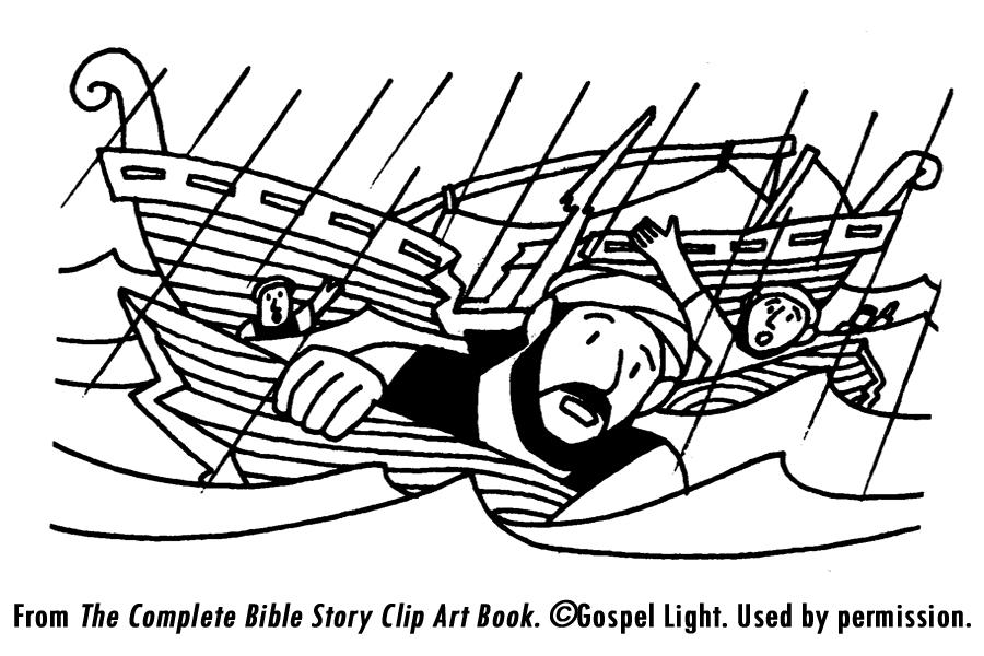 pauls shipwreck mission bible class