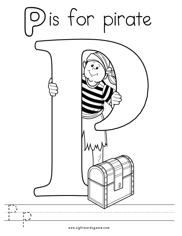 p i p coloring pages - photo #18