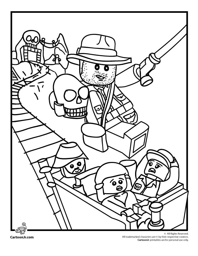 lego super heroes coloring pages - photo#10
