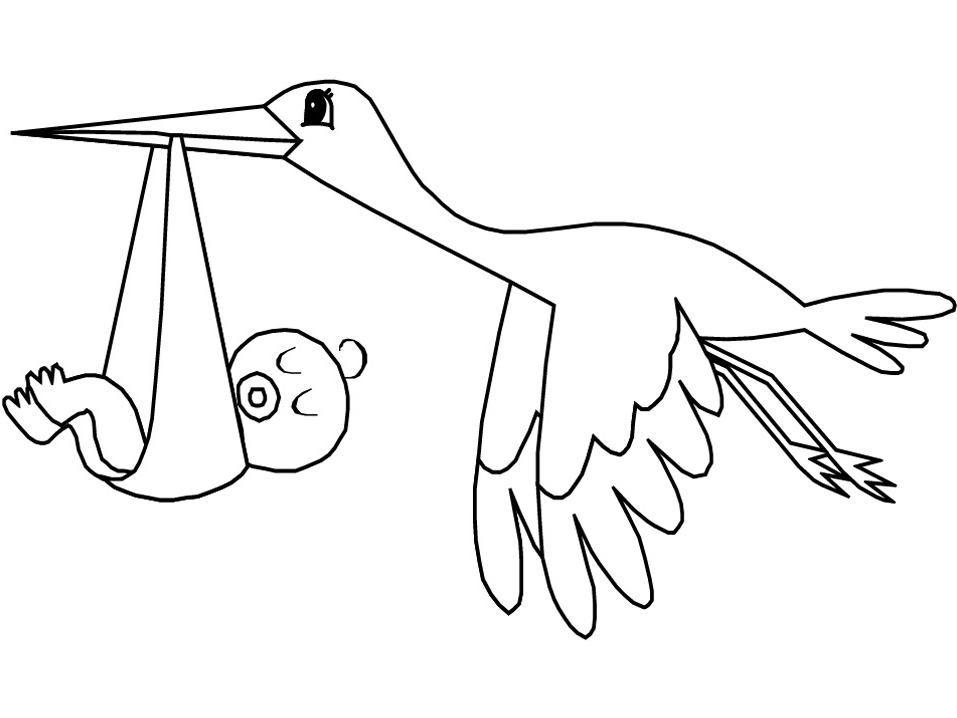 flying bird coloring pages - photo#21