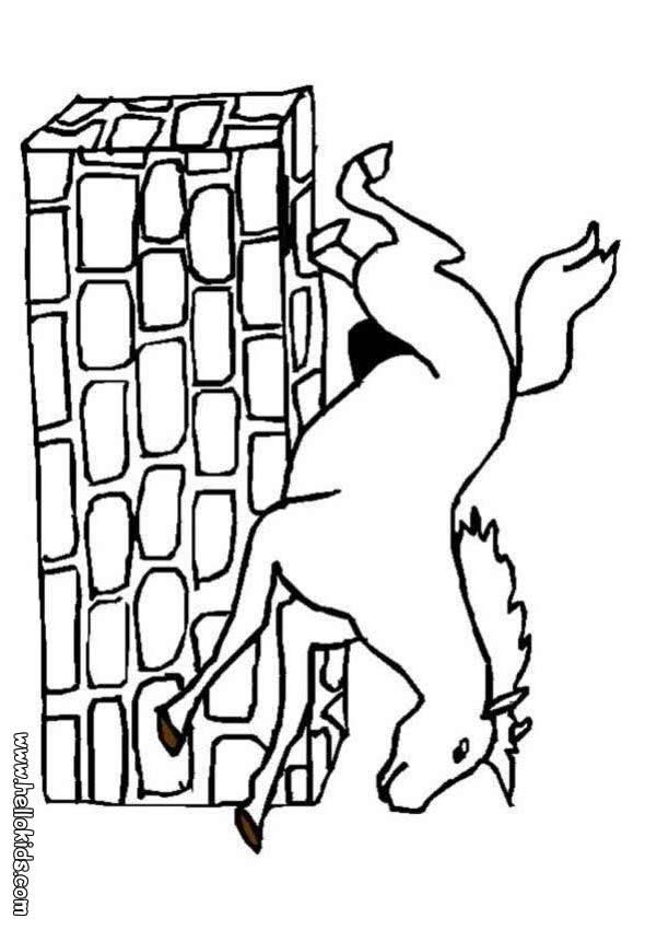 Kentucky Derby Coloring Pages