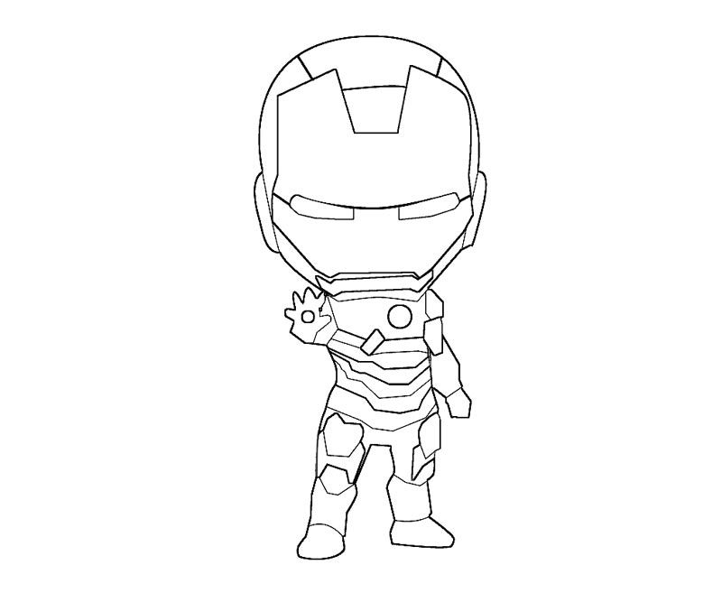 Ironman Coloring Pages Pdf : Iron man coloring pages hellocoloring