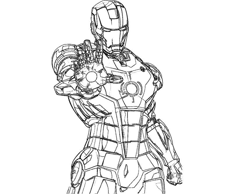 pix for iron patriot coloring pages - Iron Man Patriot Coloring Pages