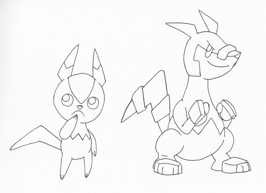 ground pokemon coloring pages - photo#20