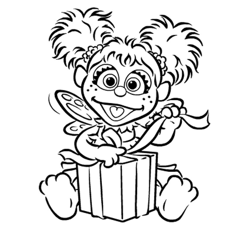 Funny: Attractive Abby Cadabby Coloring Pages, ~ Coloring Sheets