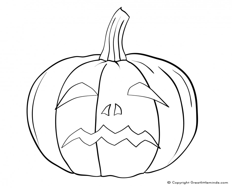 Blank Pumpkin Coloring Pages Az Coloring Pages Blank Pumpkin Coloring Page