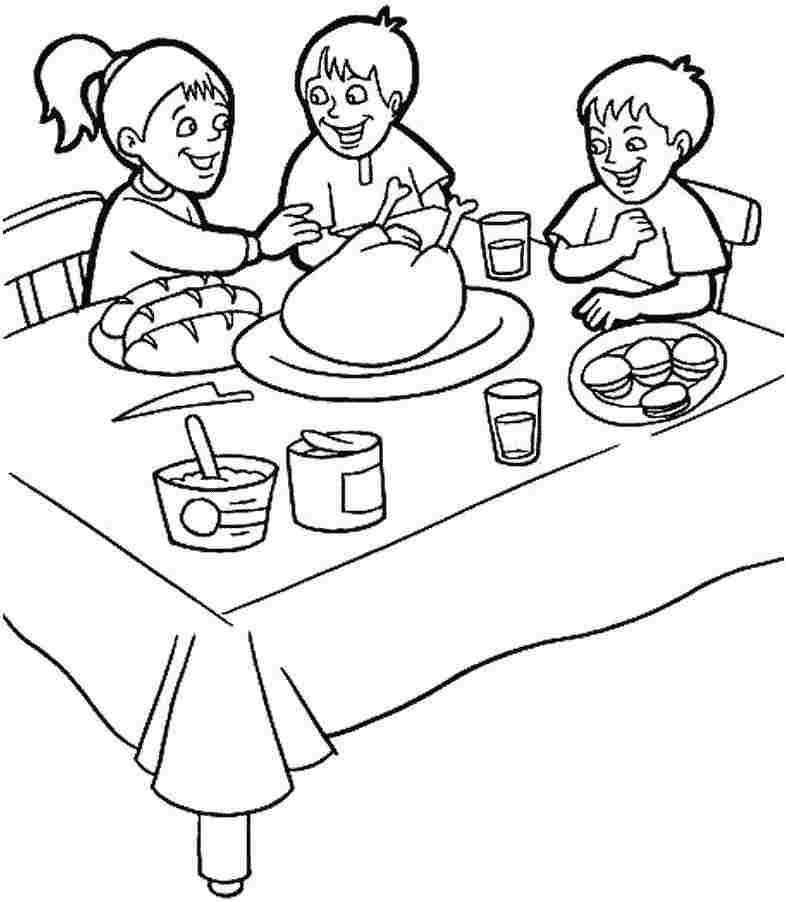 cartoon characters christmas coloring pages - photo#46