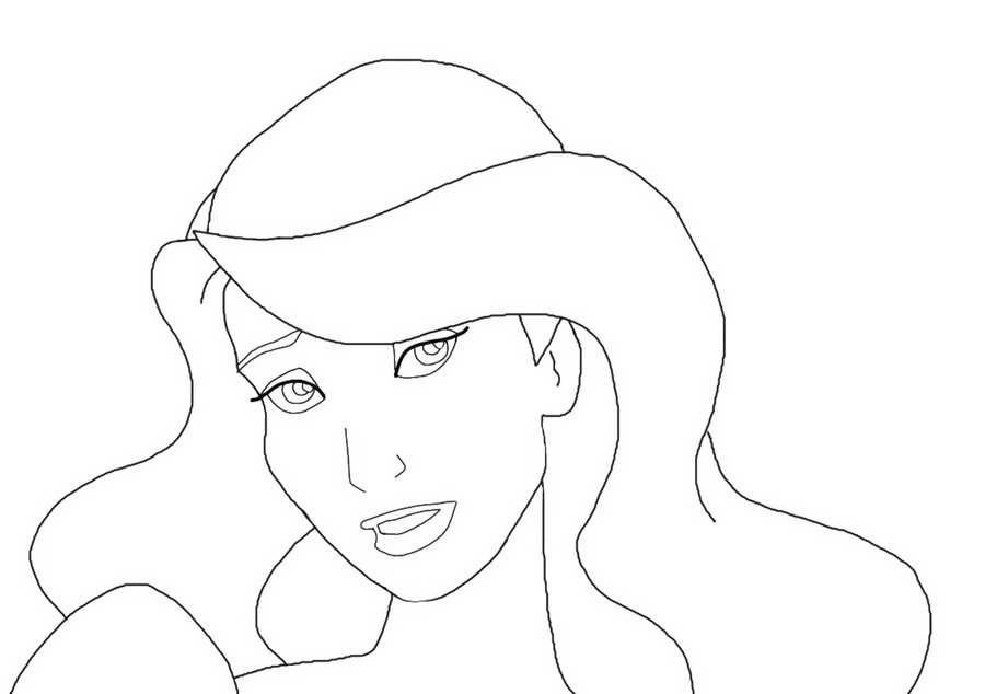 swan princess coloring pages free - photo#14