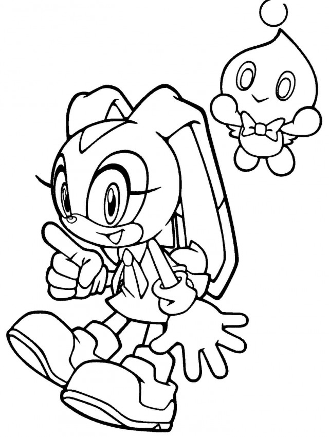 Sonic The Hedgehog Printables