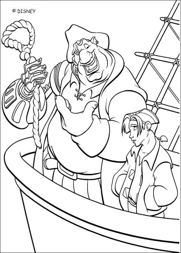 Planets Coloring Sheets - Coloring Home