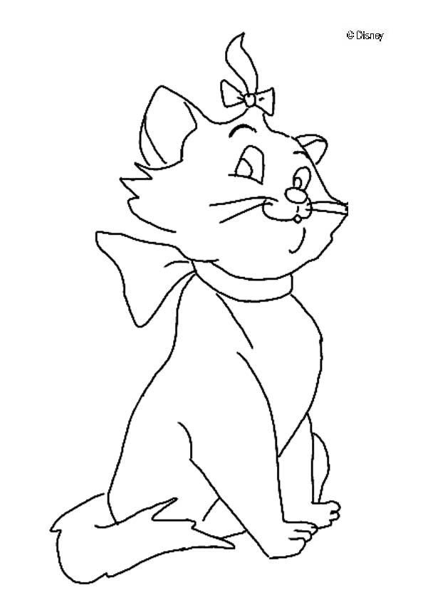 aristocats toulouse coloring pages - photo#17