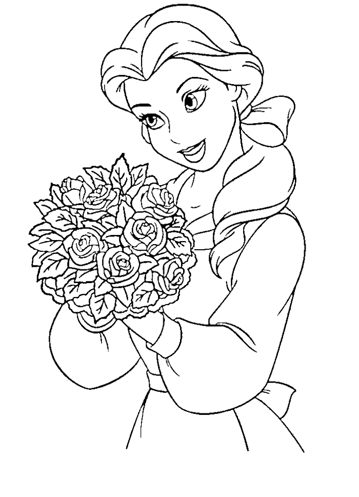 Coloring Pages Of Faces - AZ Coloring Pages